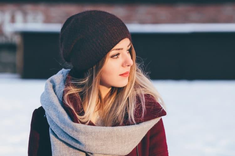 Dámská móda - zima