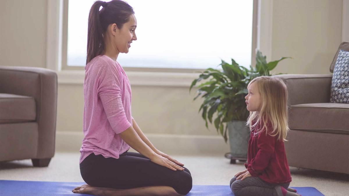 Dechová cvičení pro děti