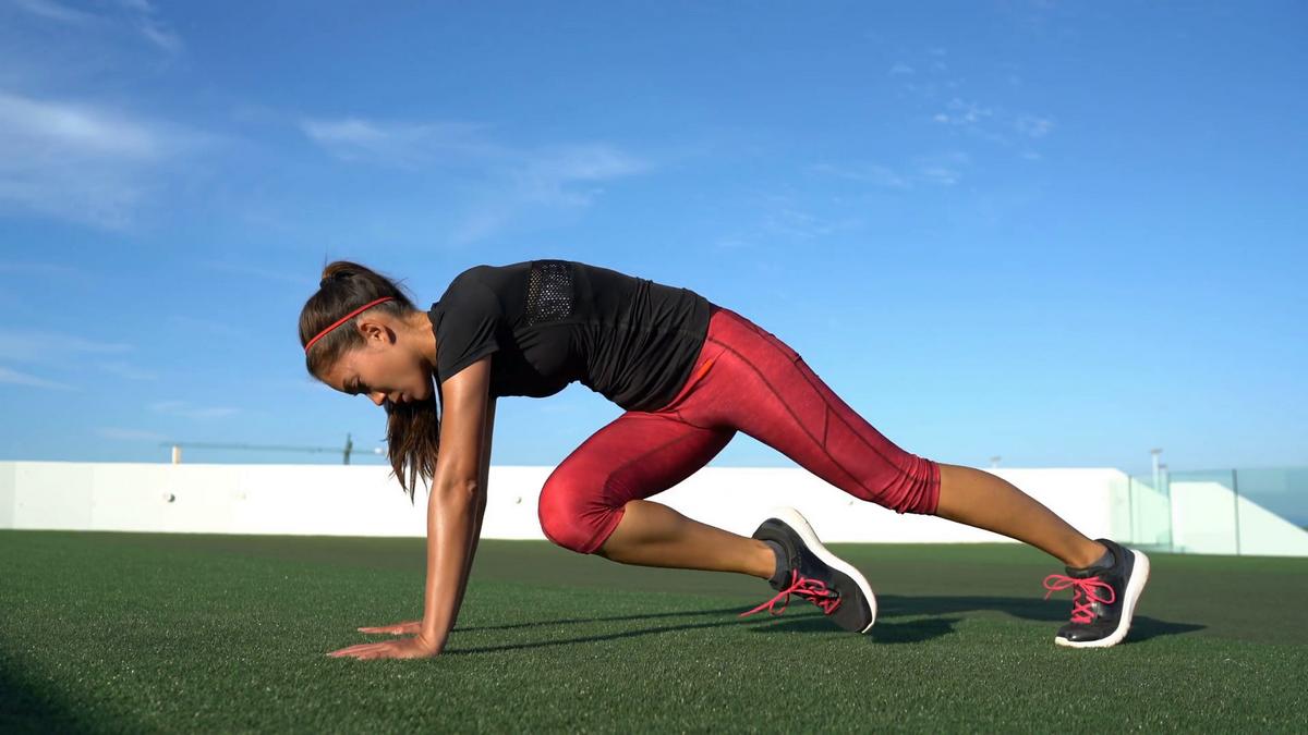 Jak cvičit - ženy