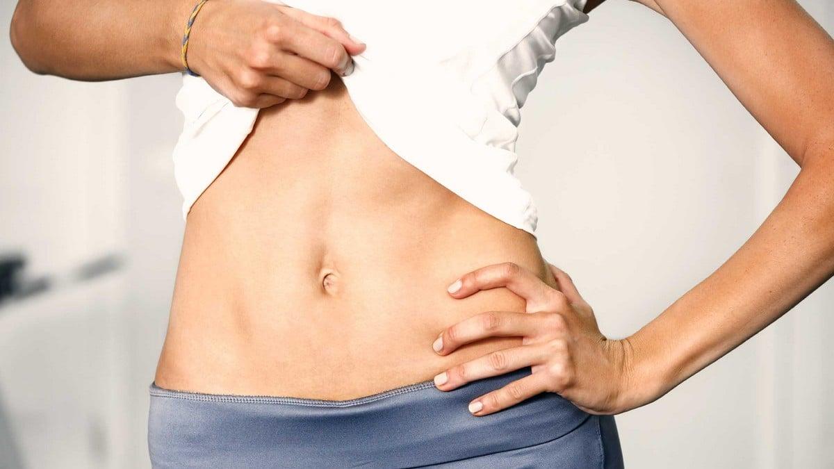 Jak na hubnutí břicha