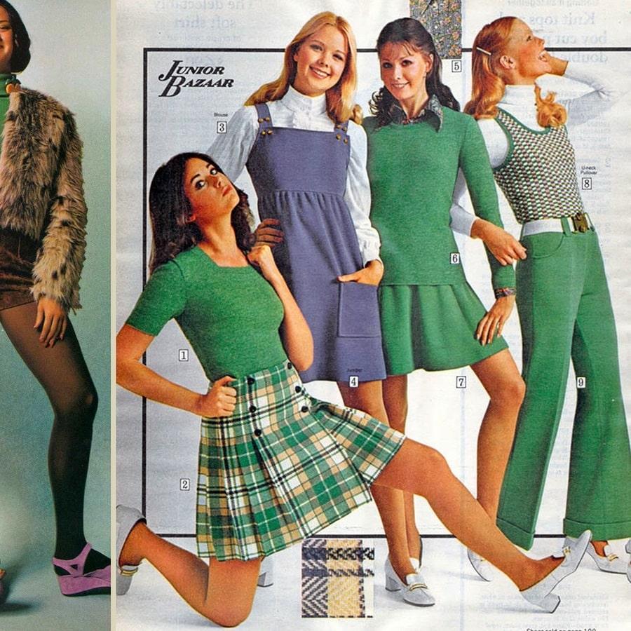Móda 70. léta
