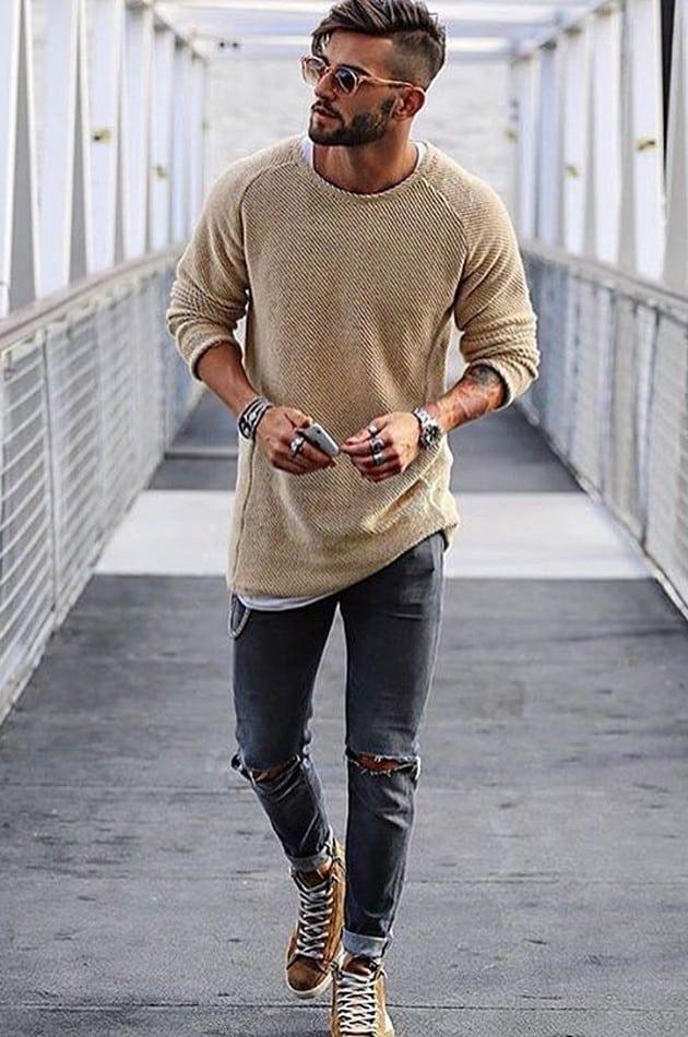 Muž - móda 2019