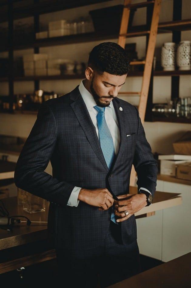 Muži - móda - oblek