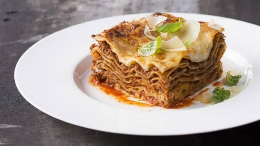 Pohlreich - Lasagne - recept
