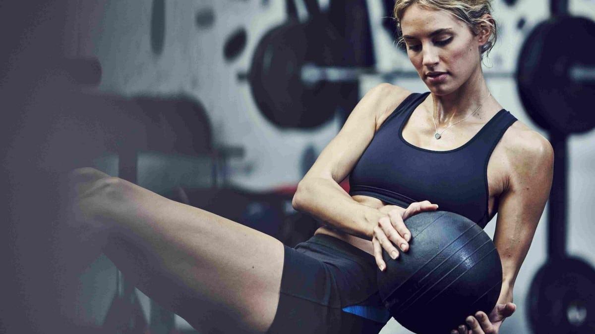 Ženy - cvičení a hubnutí